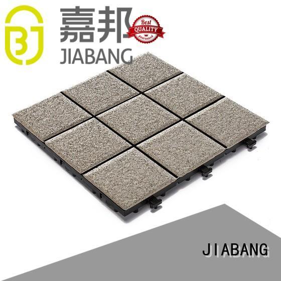 porcelain tile for outdoor patio flooring gazebo construction JIABANG