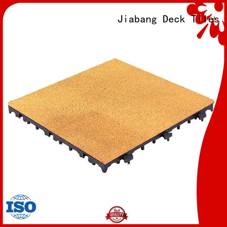 JIABANG custom rubber play mat tiles playgrounds for wholesale