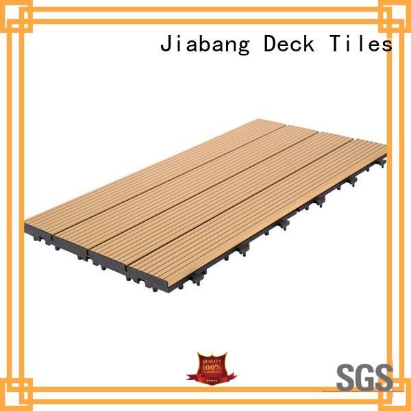 outdoor aluminum deck board light-weight for customization