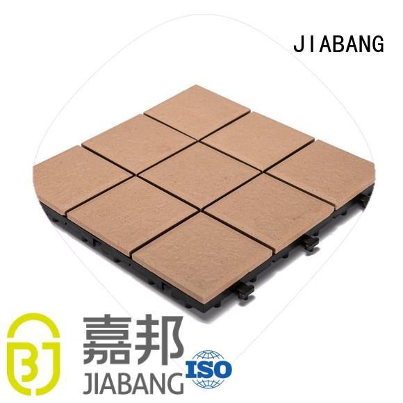 Hot ceramic garden tiles 10cm JIABANG Brand