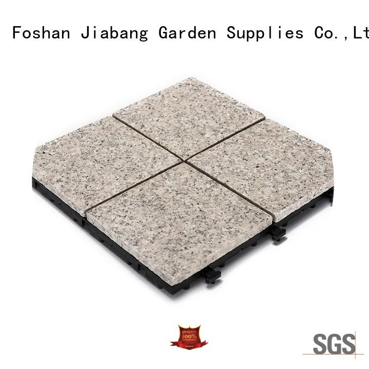 interlocking granite deck tiles from top manufacturer for sale