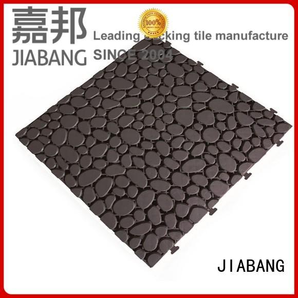 plastic decking tiles high-quality JIABANG
