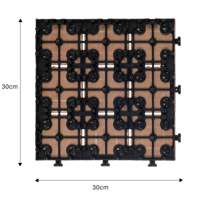 JIABANG OEM porcelain interlocking deck tiles wholesale gazebo construction-2