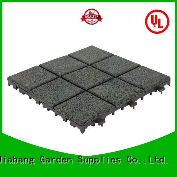 JIABANG flooring rubber gym flooring tiles low-cost for wholesale