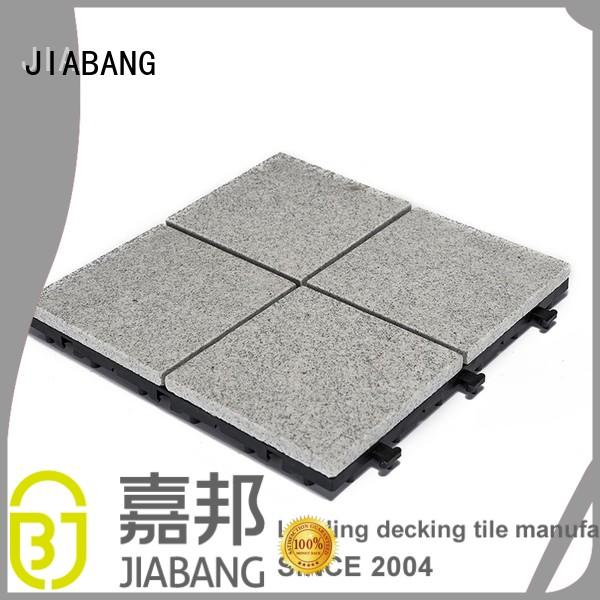 JIABANG Brand natural floors balcony granite deck tiles