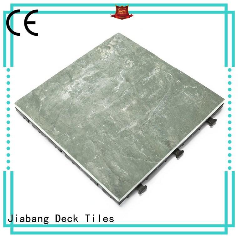 JIABANG light gray slate tile floor decoration floors building