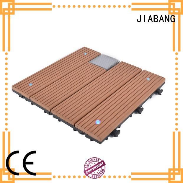 JIABANG led solar light tiles home