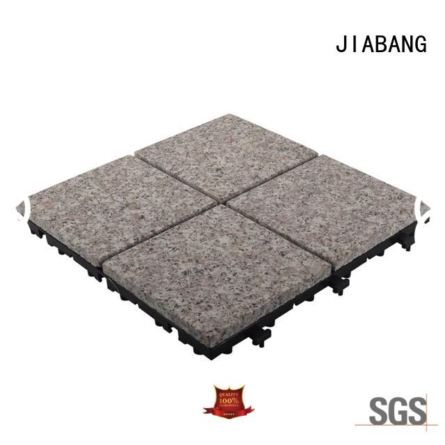 JIABANG durable outdoor granite tiles factory price for wholesale