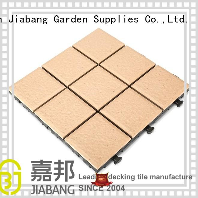 JIABANG wholesale porcelain patio tiles cheap price for patio decoration