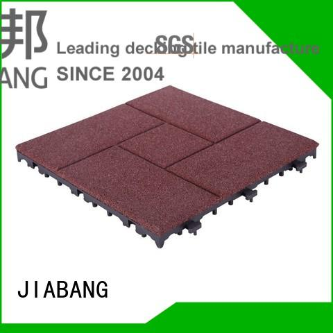 JIABANG hot-sale rubber gym mat tiles low-cost for wholesale