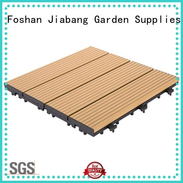 JIABANG outdoor metal deck boards light-weight for wholesale