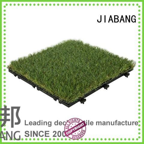 artificial grass tiles landscape garden decoration JIABANG