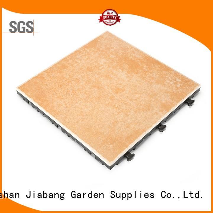 JIABANG non slip porcelain floor tiles top seller balcony decoration