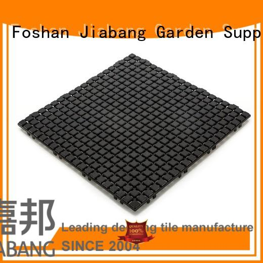 JIABANG plastic decking tiles top-selling for customization