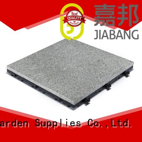 JIABANG high-quality granite deck tiles factory price for porch construction