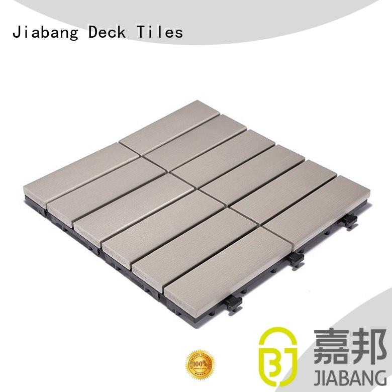hot-sale plastic tiles for outside high-quality home decoration JIABANG