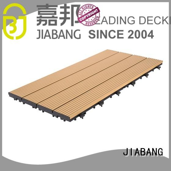 metal aluminum deck board outdoor at discount JIABANG