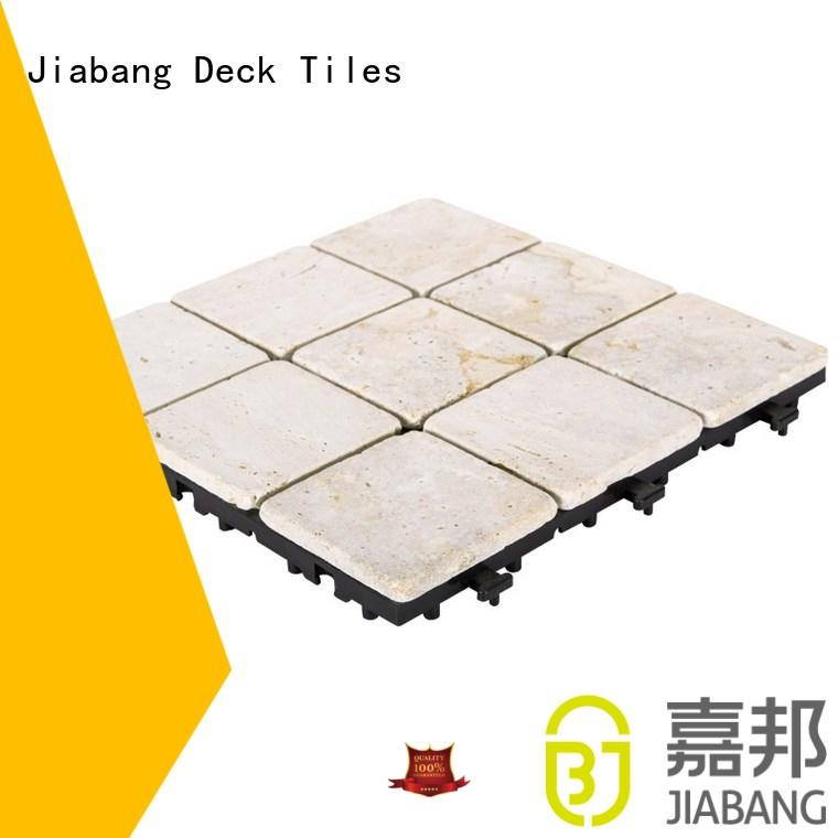 Quality JIABANG Brand travertine pavers for sale snap travertine