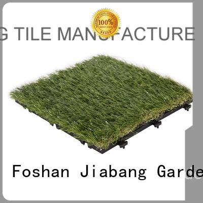 outdoor grass tiles chic design for garden JIABANG
