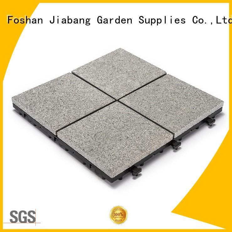 JIABANG custom granite flooring outdoor at discount for sale