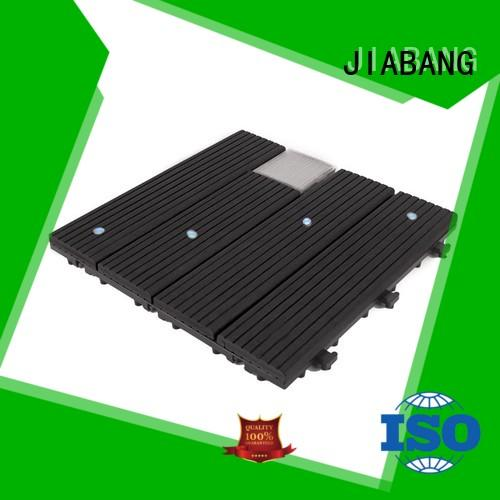 JIABANG hot-sale snap together deck tiles highly-rated ground