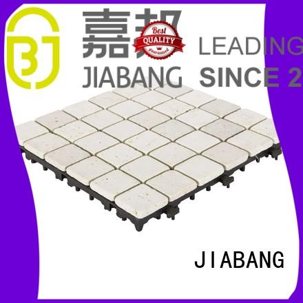 limestone tile residence JIABANG Brand travertine pavers for sale factory