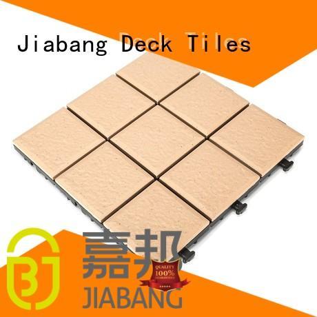 JIABANG OEM porcelain patio tiles free delivery gazebo construction
