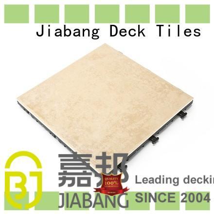 durable non slip porcelain tile top quality balcony decoration