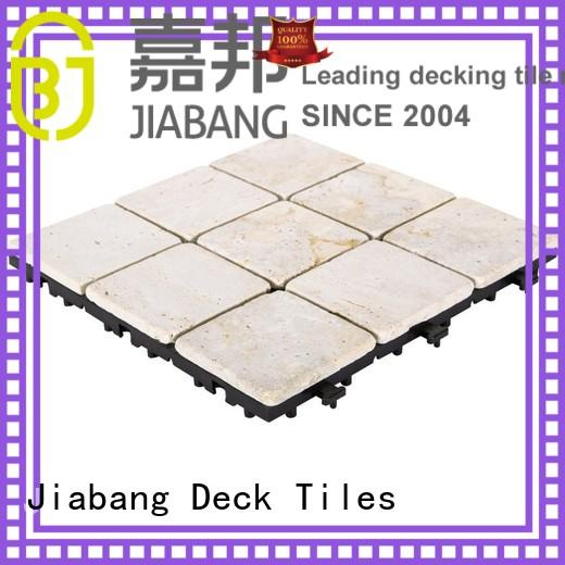 flooring travertine grey travertine deck tiles patio JIABANG Brand