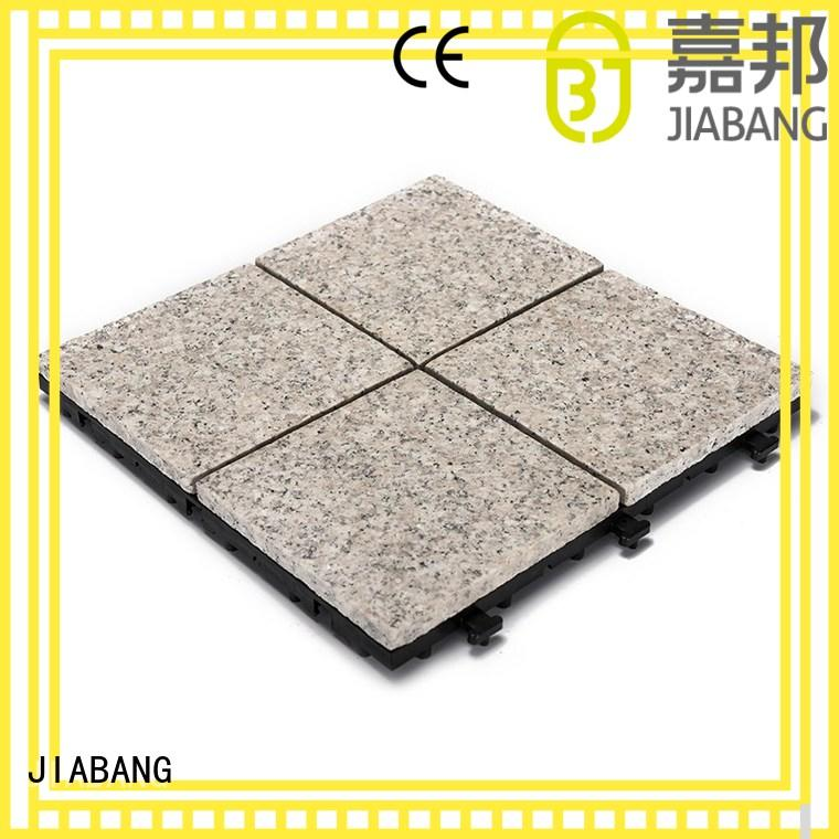 flooring 12x12 flamed granite floor tiles patio waterproof JIABANG Brand
