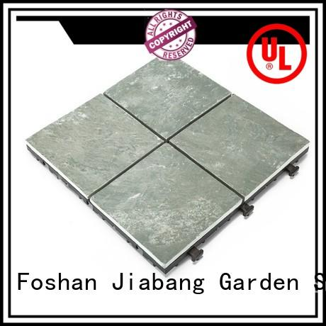 JIABANG waterproofing slate tiles for sale floor decoration for patio