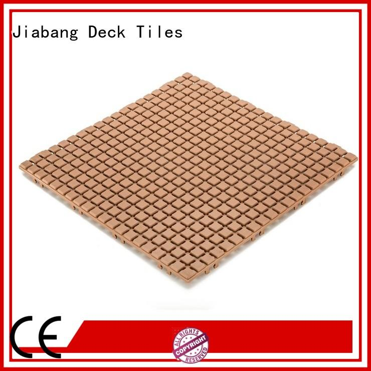 decorative plastic wood tiles bathroom floor high-quality for wholesale