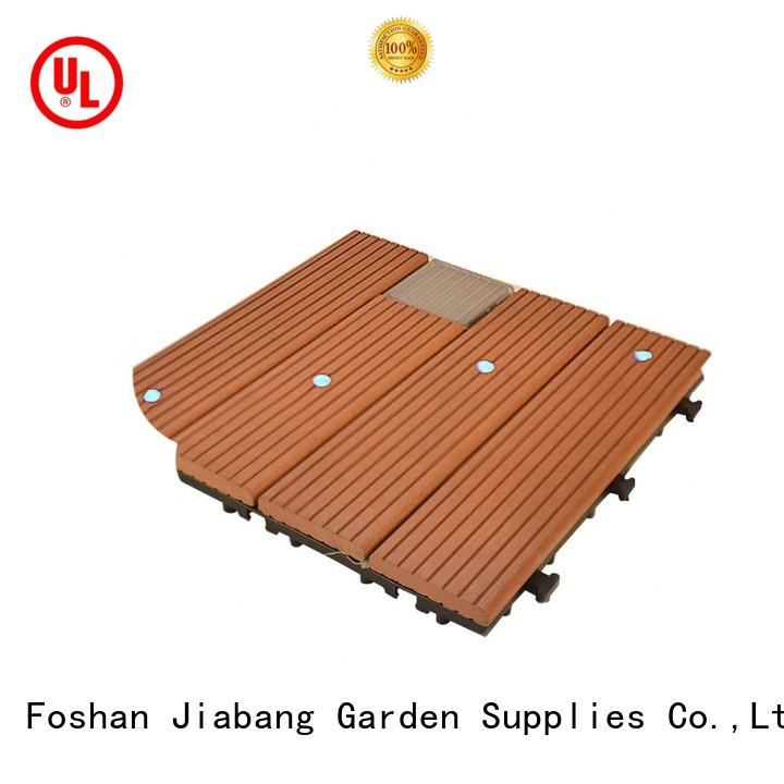 durable balcony deck tiles eco-friendly protective home
