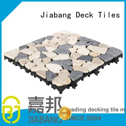 JIABANG interlocking travertine tile pool deck high-quality from travertine stone