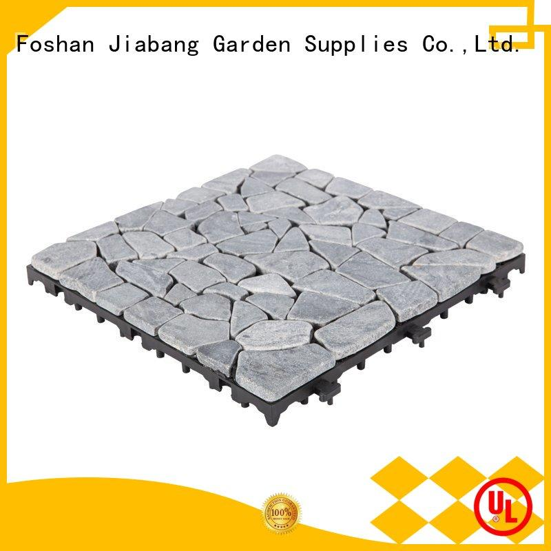 JIABANG natural travertine floor tile wholesale for garden decoration