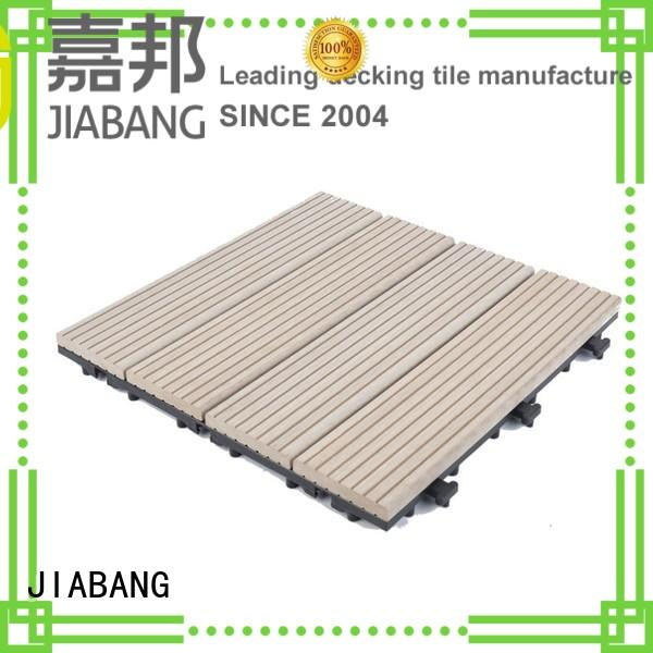 JIABANG light-weight composite patio tiles at discount best quality