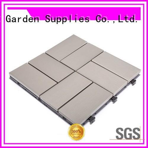 Woodland plastic deck tiles PS8P30312LGC