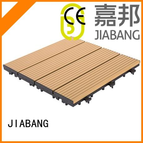 JIABANG Brand black metal tiles custom metal look tile