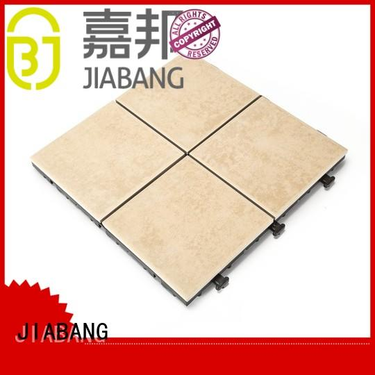 Wholesale durable frost proof tiles for outdoors patio JIABANG Brand