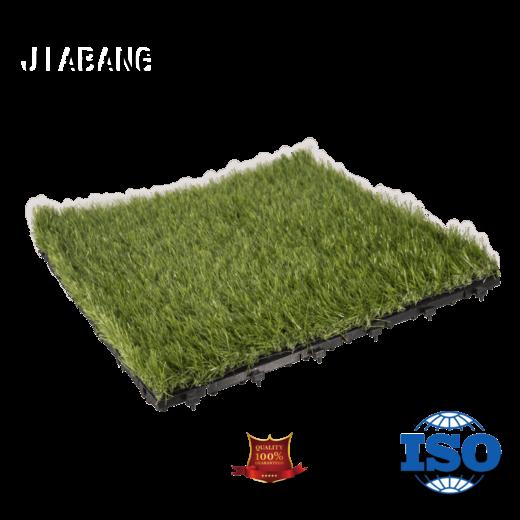 landscape grass tiles balcony construction JIABANG