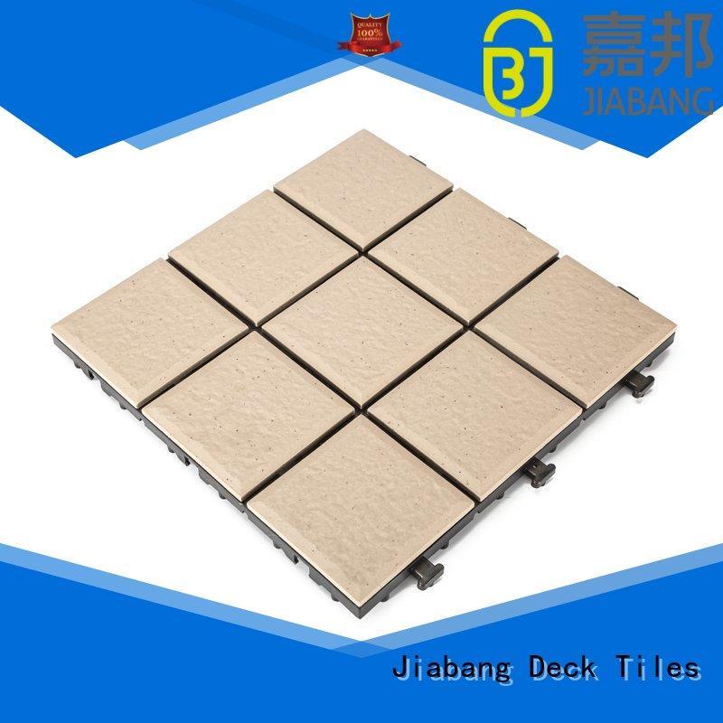 JIABANG wholesale exterior ceramic tile at discount for patio