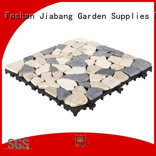 hot-sale gray travertine tile outdoor wholesale for playground