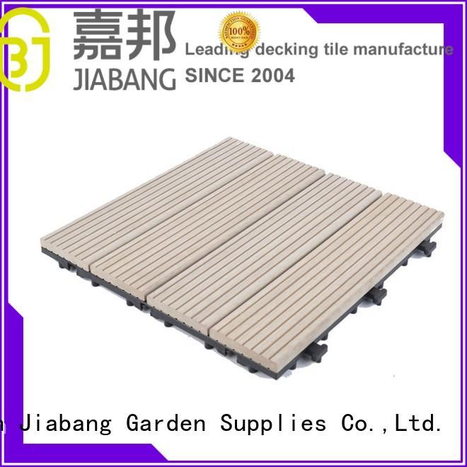 pool tiles composite wood tiles color easy JIABANG Brand