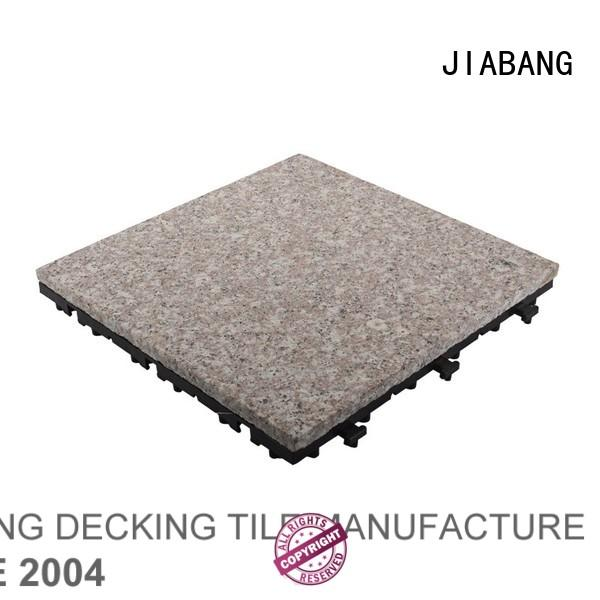 Quality JIABANG Brand flamed granite floor tiles garden exterior