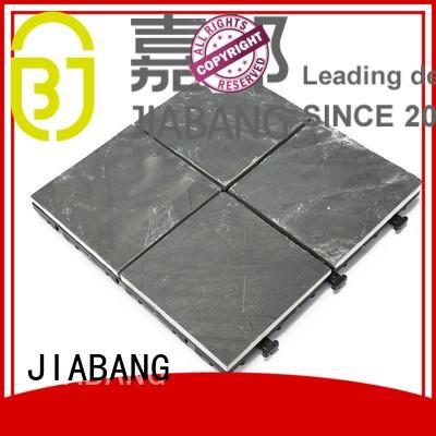 JIABANG exterior slate tile floor decoration swimming pool