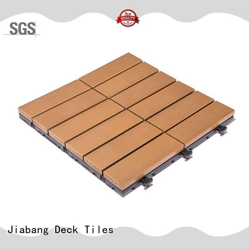 light-weight outdoor plastic tiles anti-siding home decoration JIABANG