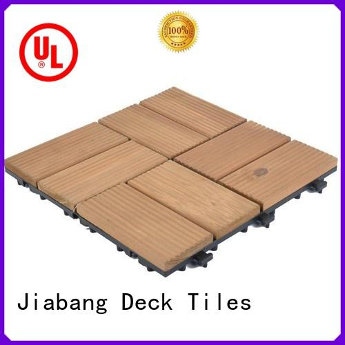balcony wood deck tileshot-salegardenfor wholesale