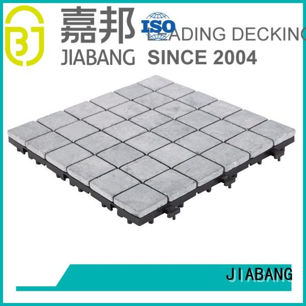 JIABANG limestone travertine stone deck tiles diy from travertine stone