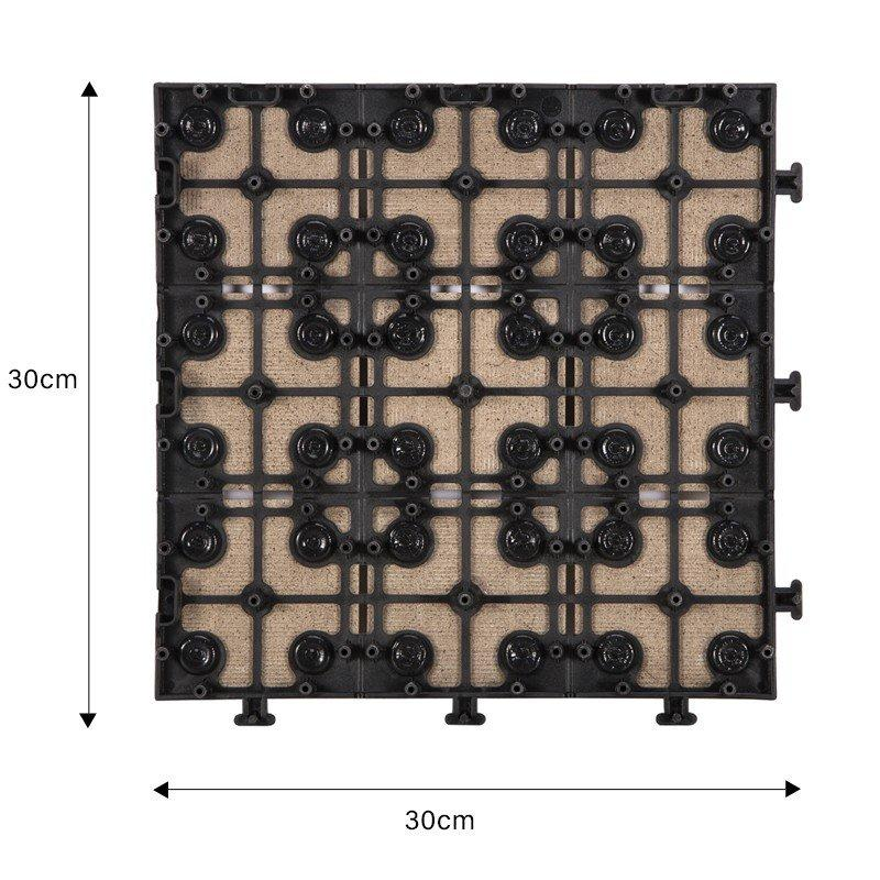 JIABANG stow outdoor ceramic tile for patio at discount for garden-2
