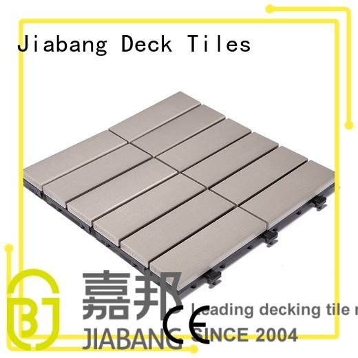 high-end outdoor plastic tiles anti-siding gazebo decoration